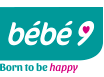 Bébé9 : born to be happy